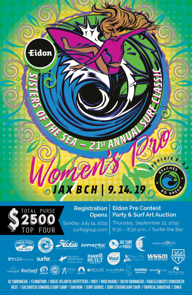 Poster_Sisters of the Sea Surf Classic REVISED_2019 kurtis